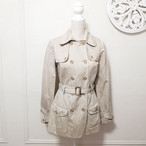 Vince size S trench coat